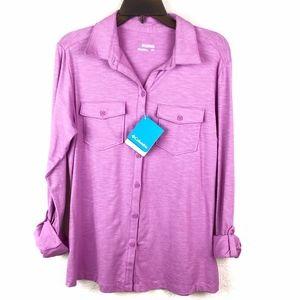 Columbia Rocky Ridge Long Sleeve Shirt